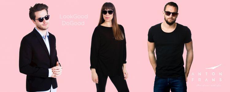 Cover image for Blogga om solglasögon från AntonFrans - Svensk design, Italienskt material och DoGood i kombination!